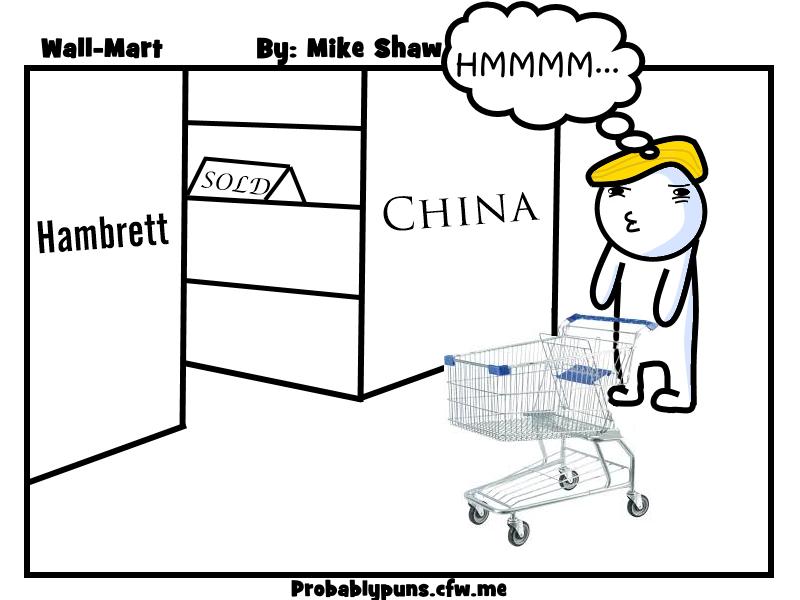 Wall Mart